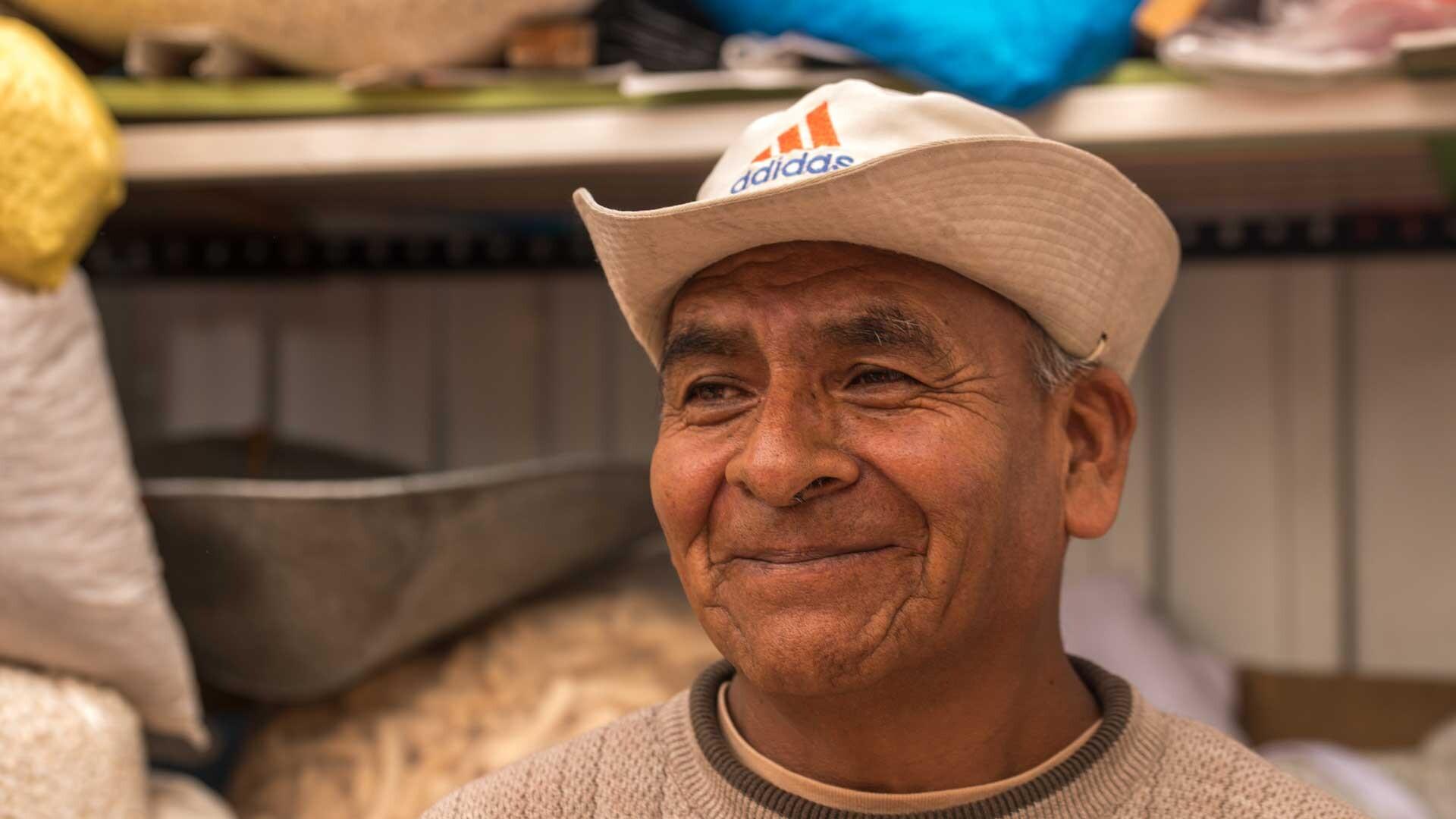 FARBIGER GEHT'S KAUM NOCH - Peru 2016 - Teil 7: Kleine Menschen